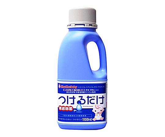 次亜塩素酸ナトリウム製剤[つけるだけ] 1100mL 1w/v%