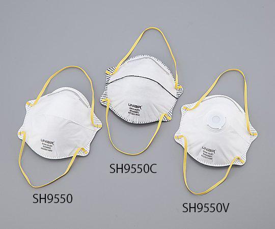 N95マスク SH9550V(10枚) アズワン(AS ONE)【Airis1.co.jp】