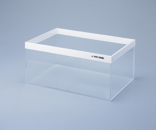 1-103-04 ラコムエース(デジタル恒温器平型)用 アクリル水槽 21L 大 アズワン(AS ONE)