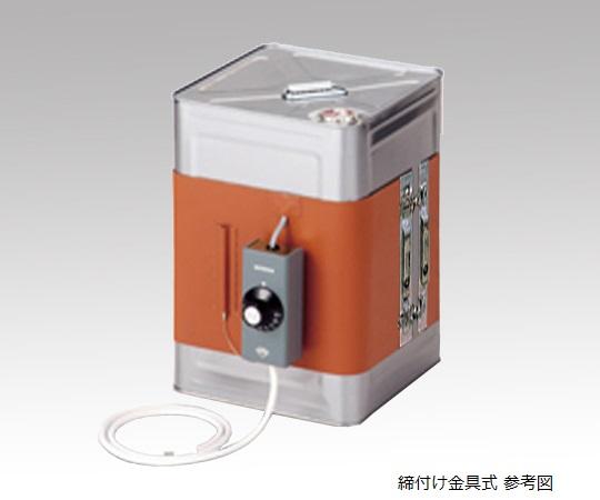 ドラム缶用ヒーター(金具式) 1斗缶用