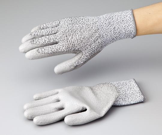 アズセーフ 耐切創手袋(手の平コート) S