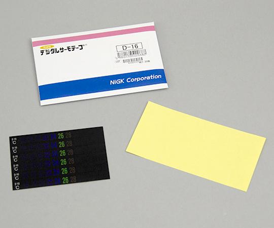 デジタルサーモテープ D-16(6枚×5シート)