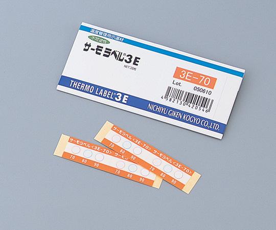 サーモラベル 3e-200(20枚) 日油技研工業【Airis1.co.jp】