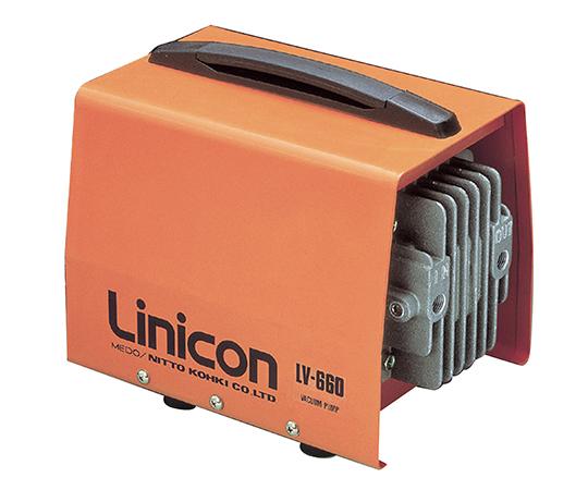 リニコン真空ポンプ LV-660-A1-0001-50Hz 日東工器