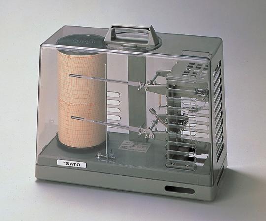 温湿度記録計 シグマ2(クォーツ式) 校正証明書付