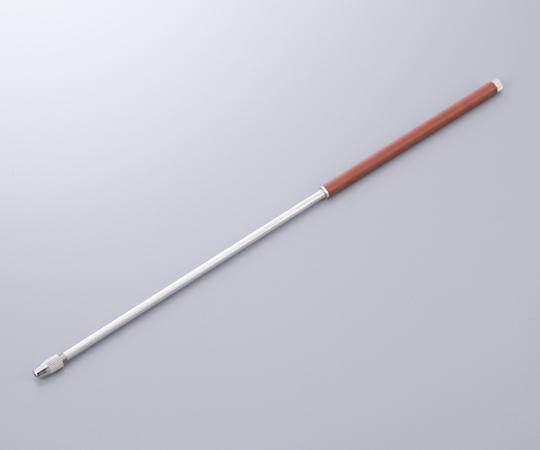 424012 白金線挟 真鍮通し(上) 野中理化器製作所