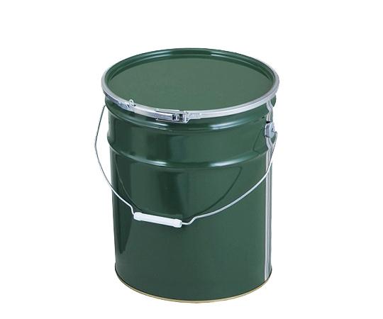 金属缶 ペール缶 20L 緑