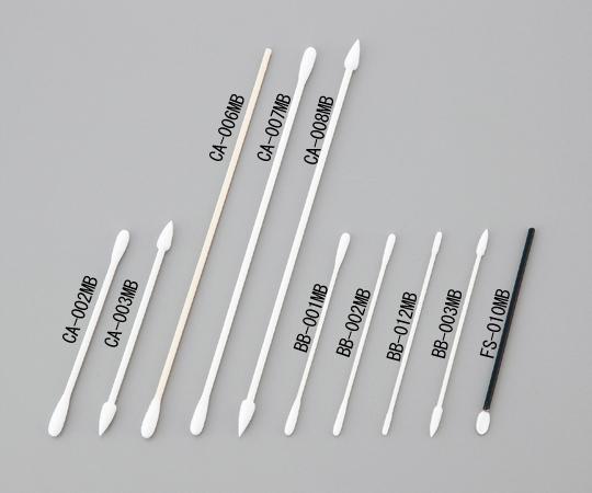 工業用綿棒 HUBY CA-007MB(100本×20袋) HUBY