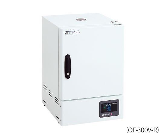 定温乾燥器(タイマー仕様・強制対流方式) 窓無しタイプ 右扉 OF-300V-R(出荷前点検検査書付)