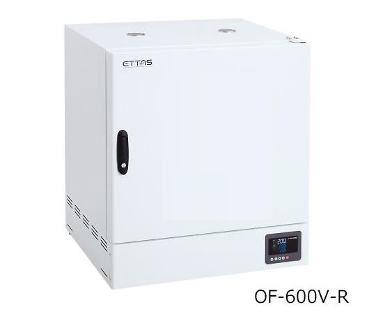 定温乾燥器(タイマー仕様・強制対流方式) 窓無しタイプ 右扉 OF-600V-R(出荷前点検検査書付)