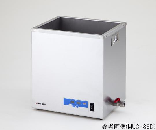 1-2163-02 大型二周波超音波洗浄器 MUC-63D アズワン(AS ONE)
