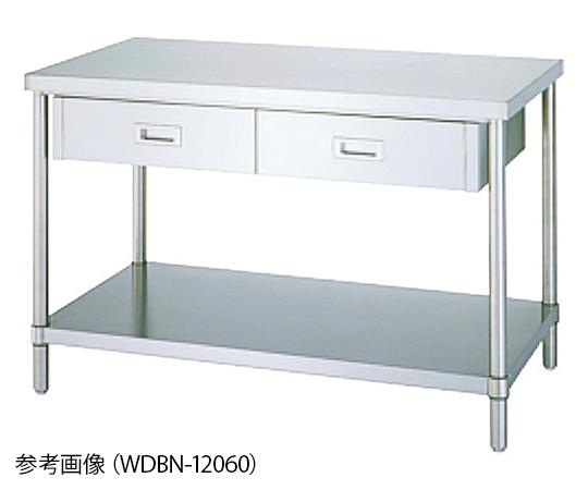 引出付作業台 WDBN-6045 ベタ棚 WDBN- 6045