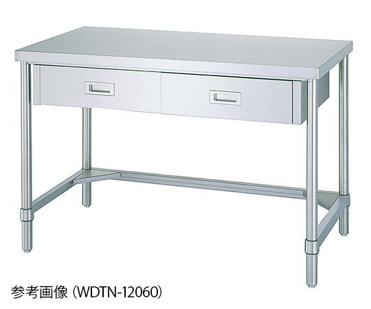 引出付作業台 三方枠 WDTN-15090 シンコー
