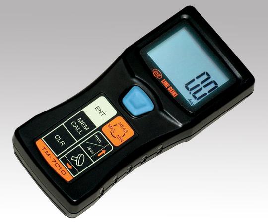 ハンドタコメータ TM-7010K(接触・非接触・多機能) ライン精機