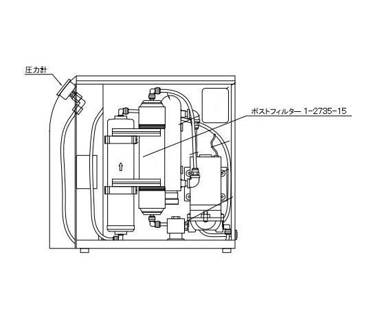 超純水製造装置用部品 FP411-11