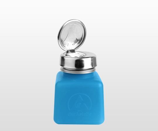 静電気拡散性ボトル(角型)ワンタッチ 120mL 35282