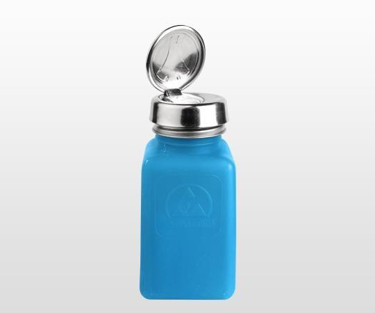 静電気拡散性ボトル(角型)ワンタッチ 180mL 35283