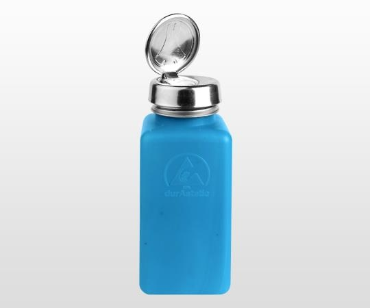 静電気拡散性ボトル(角型)ワンタッチ 240mL 35284