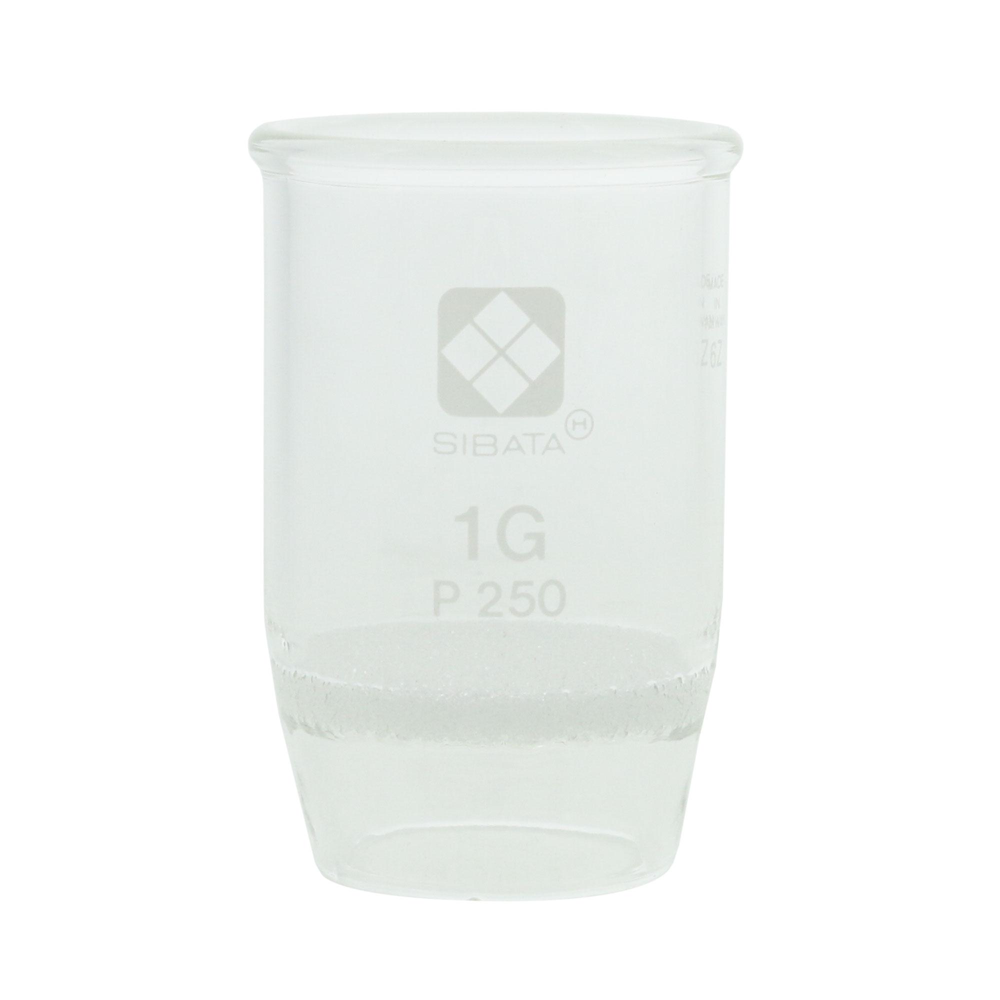 ガラスろ過器 1G るつぼ形 1GP250(3個)