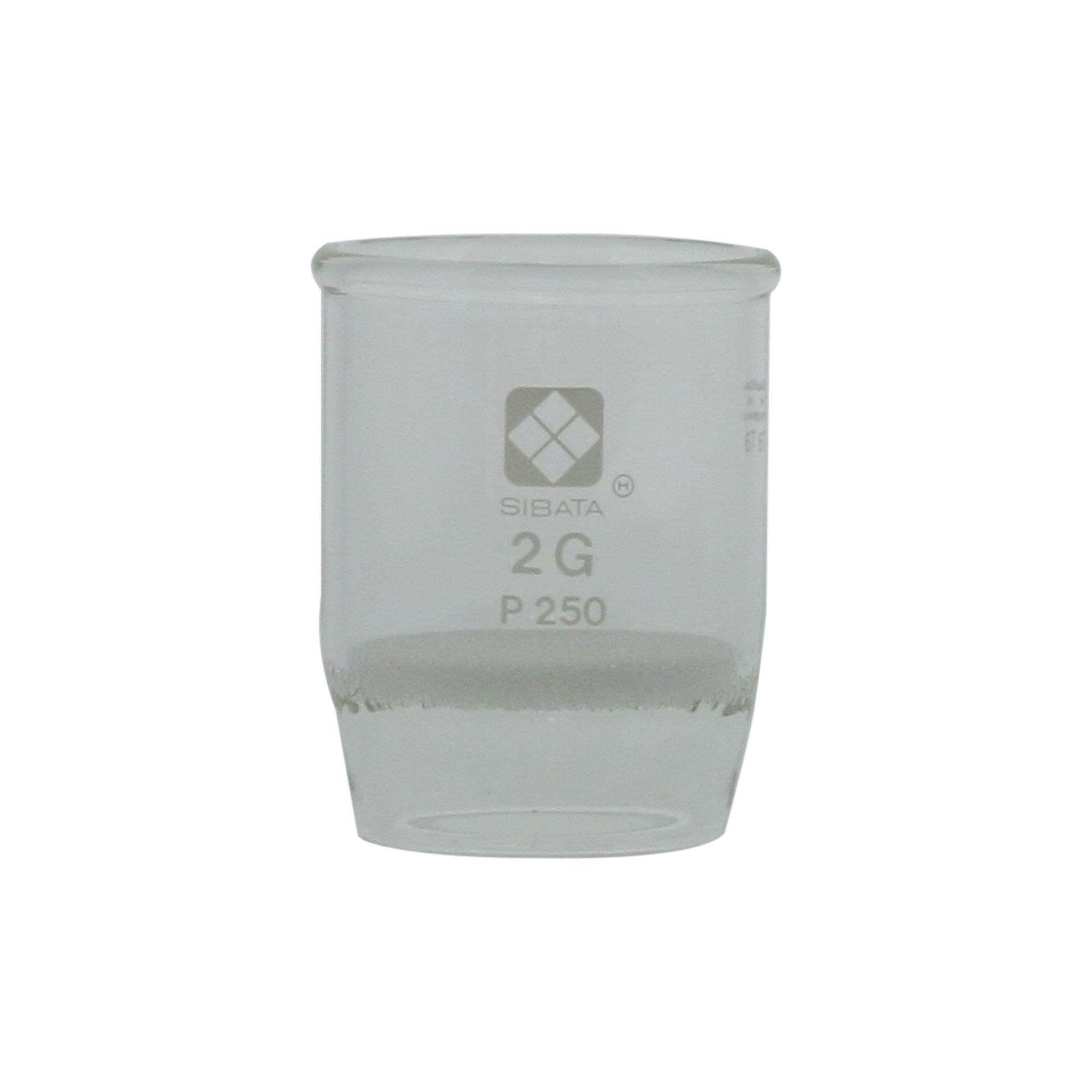 013050-2250A ガラスろ過器 2G るつぼ形 2GP250(3個) 柴田科学(SIBATA)