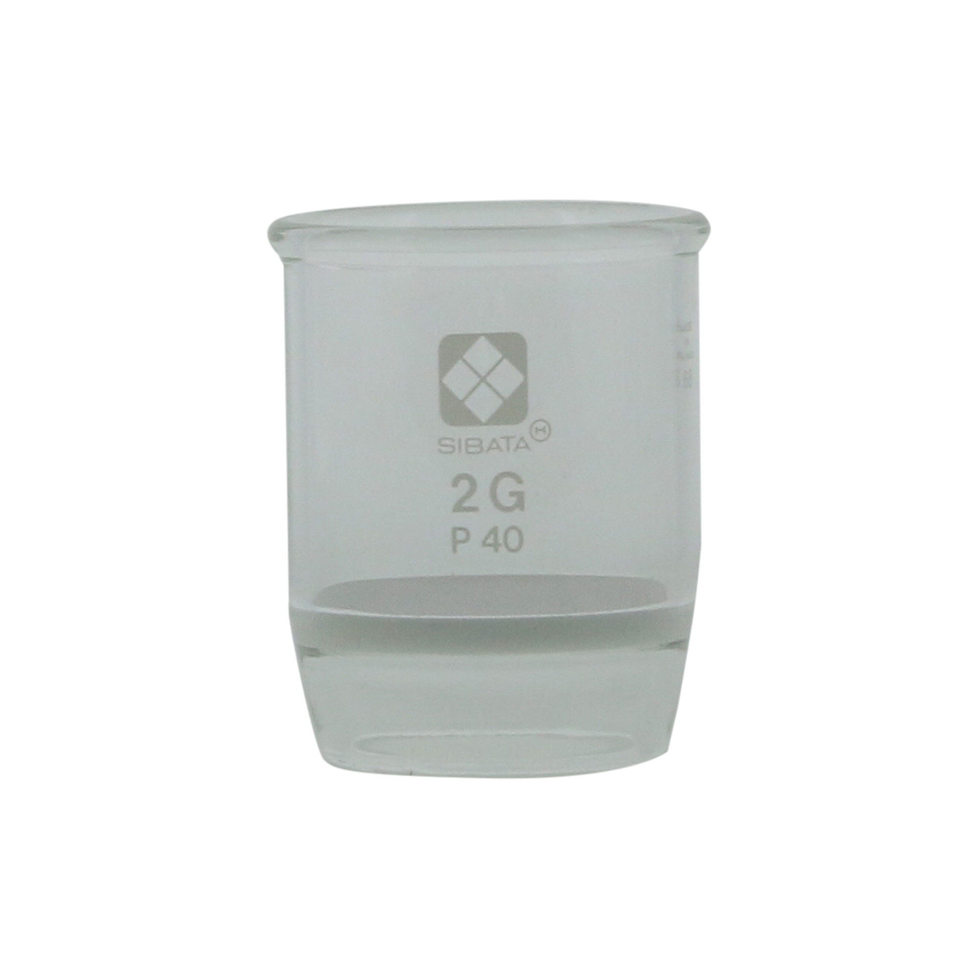 013050-240A ガラスろ過器 2G るつぼ形 2GP40(3個) 柴田科学(SIBATA)