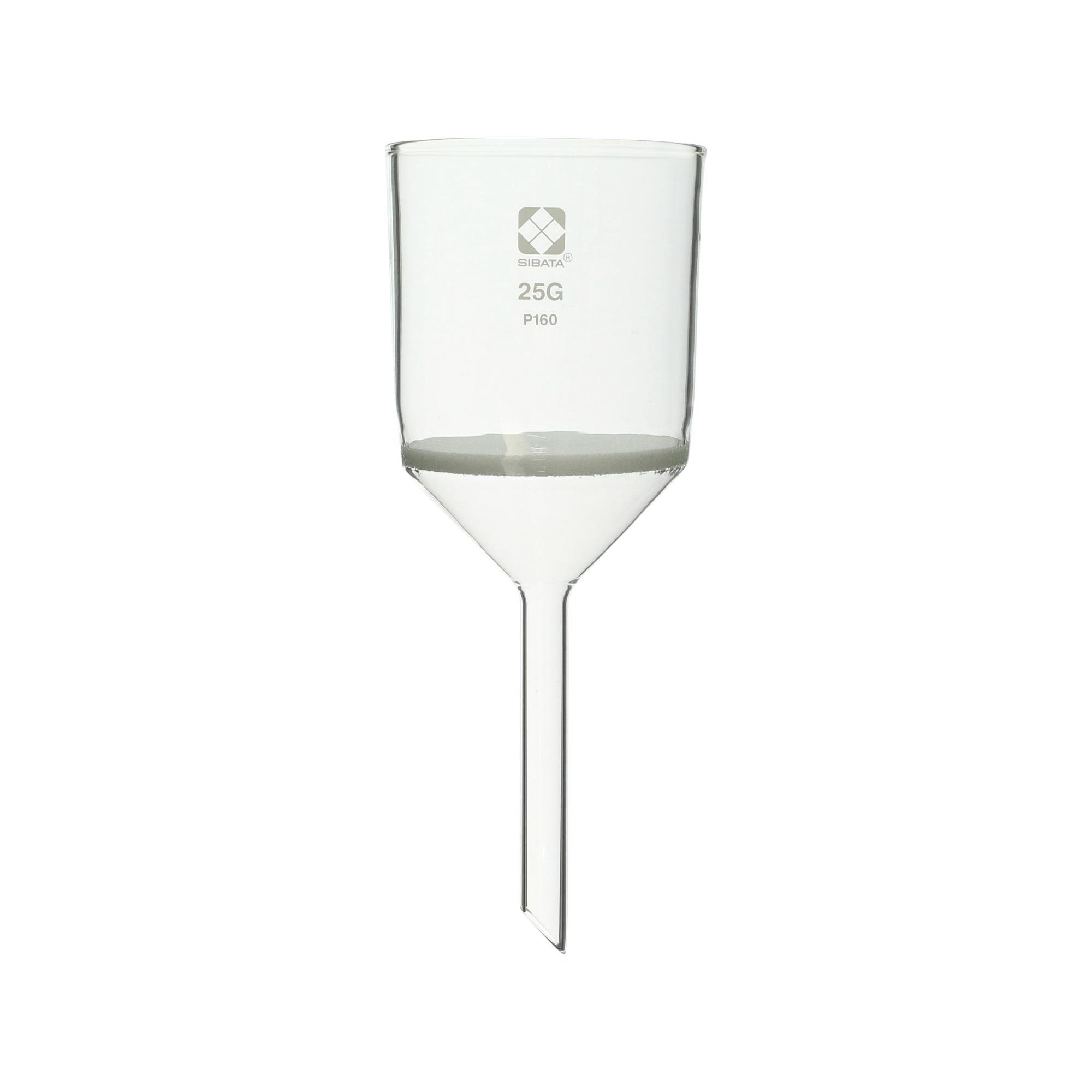 ガラスろ過器 25G ブフナロート形 25GP160