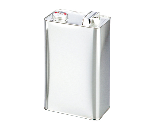 金属 角缶 4L