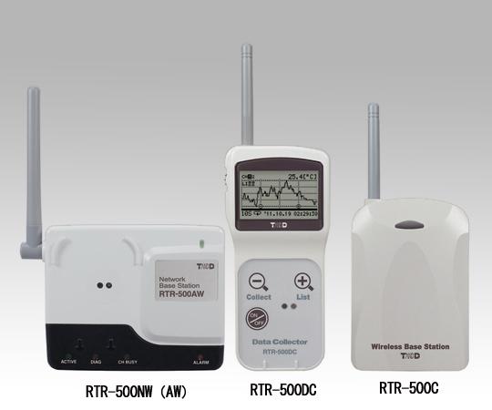データロガー用部品 RTR-500DC