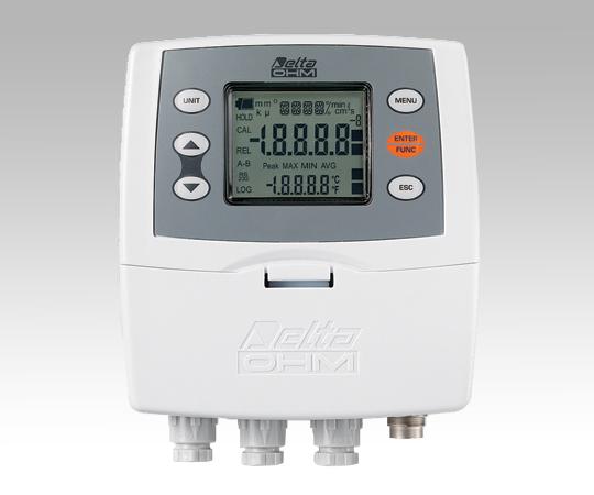 温湿度トランスミッタデータロガー