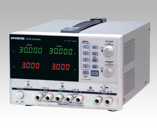 直流安定化電源 GPD-3303S