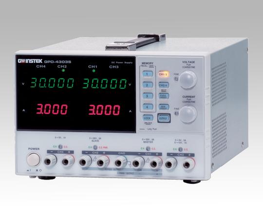 直流安定化電源 GPD-4303S テクシオ・テクノロジー(GW INSTEK)