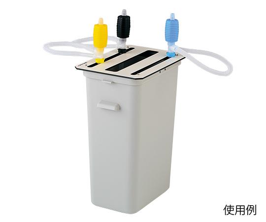 1-4006-02 ポリサイフォン収納スタンド PS-T アズワン(AS ONE)