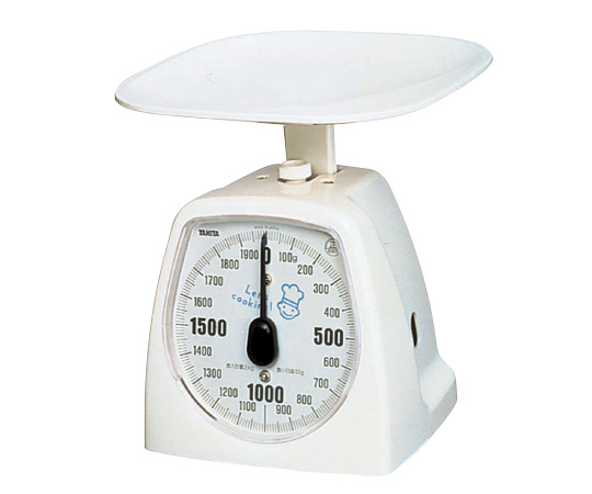 スケール ホワイト 1437 2kg タニタ(TANITA)