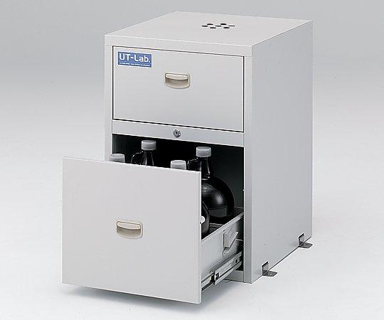 1-4086-02 薬品保管ユニット SPG-UT アズワン(AS ONE)
