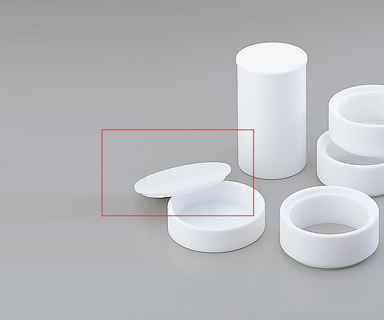 フッ素樹脂製ふるい φ75フタ
