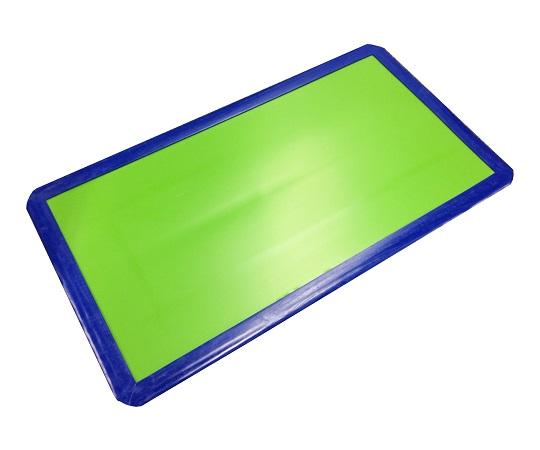 1-4251-11 アズピュア 粘着マット用フレーム プラスチックタイプ 450×900用 HRFG425111(1枚) アズワン(AS ONE)