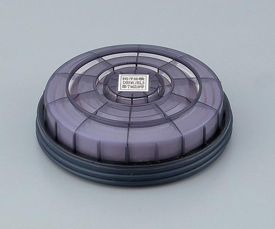 防塵マスク用交換フィルター アルファリングフィルタ RD-6(2個) 興研 アイリスDASH!ペーパー