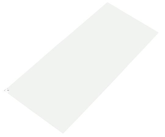 1-4731-72 アズピュア クリーンマット (中粘着タイプ) 白 600×1200 60120(30層×10シート) アズワン(AS ONE)