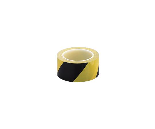 1-4763-17 ラインテープ 黄/黒 アズワン(AS ONE)