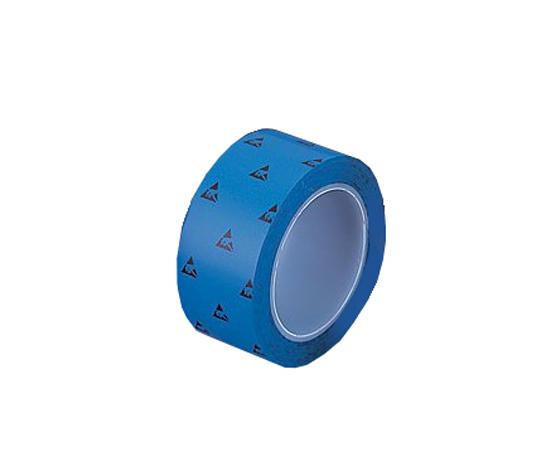 アズピュアESD PETラインテープN 青 50mm×33m(5巻)