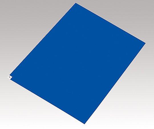 1-4822-53 アズピュアクリーンマット(弱粘着) 青 600×1200(60層×6シート) アズワン(AS ONE)