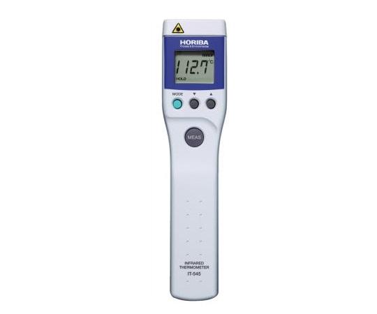 高精度放射温度計(狭視野タイプ) 校正証明書付 IT-545N