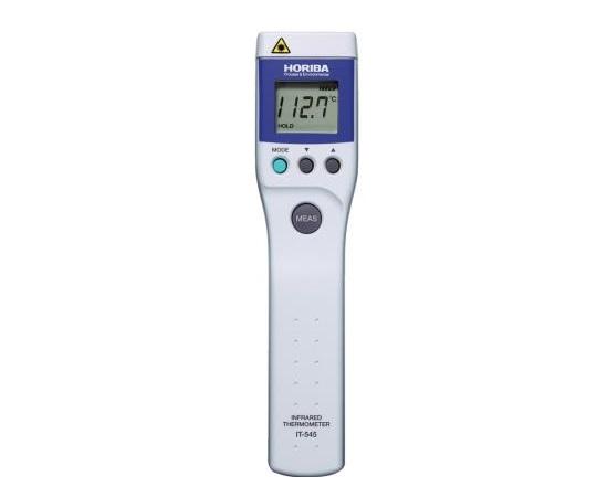 高精度放射温度計(狭視野・高温タイプ) 校正証明書付 IT-545NH