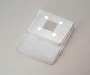 電子天びん用 表示部保護カバー(5枚1組)