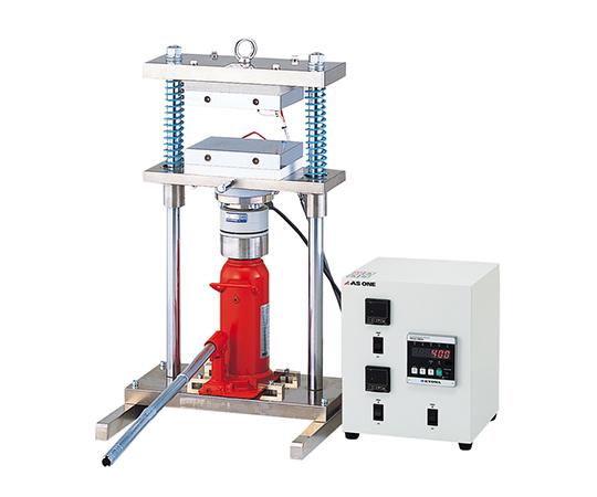 1-6002-32 小型熱プレス機 0~10t H300-10D アズワン(AS ONE)