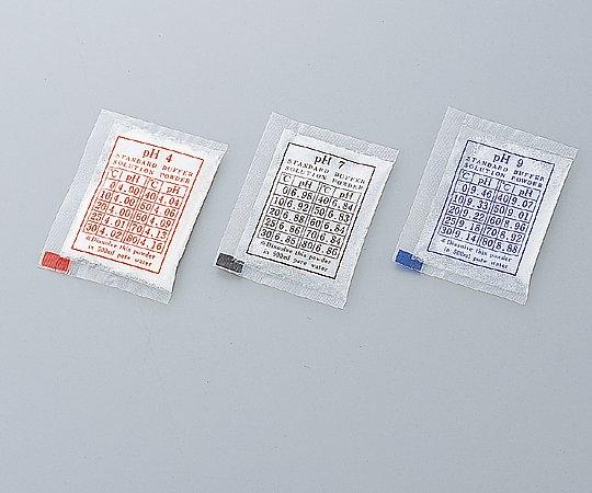 横河 pH標準緩衝剤 K9020XA(pH4)(500mL×12袋)|(アイリス DASH!ペーパー)【Airis1.co.jp】