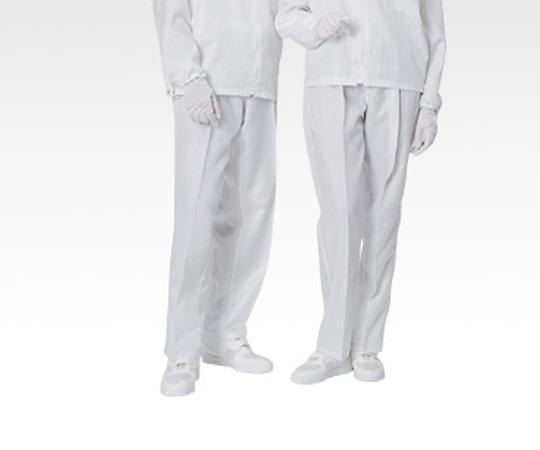 無塵衣(男女兼用パンツ・クリーン洗浄済) S