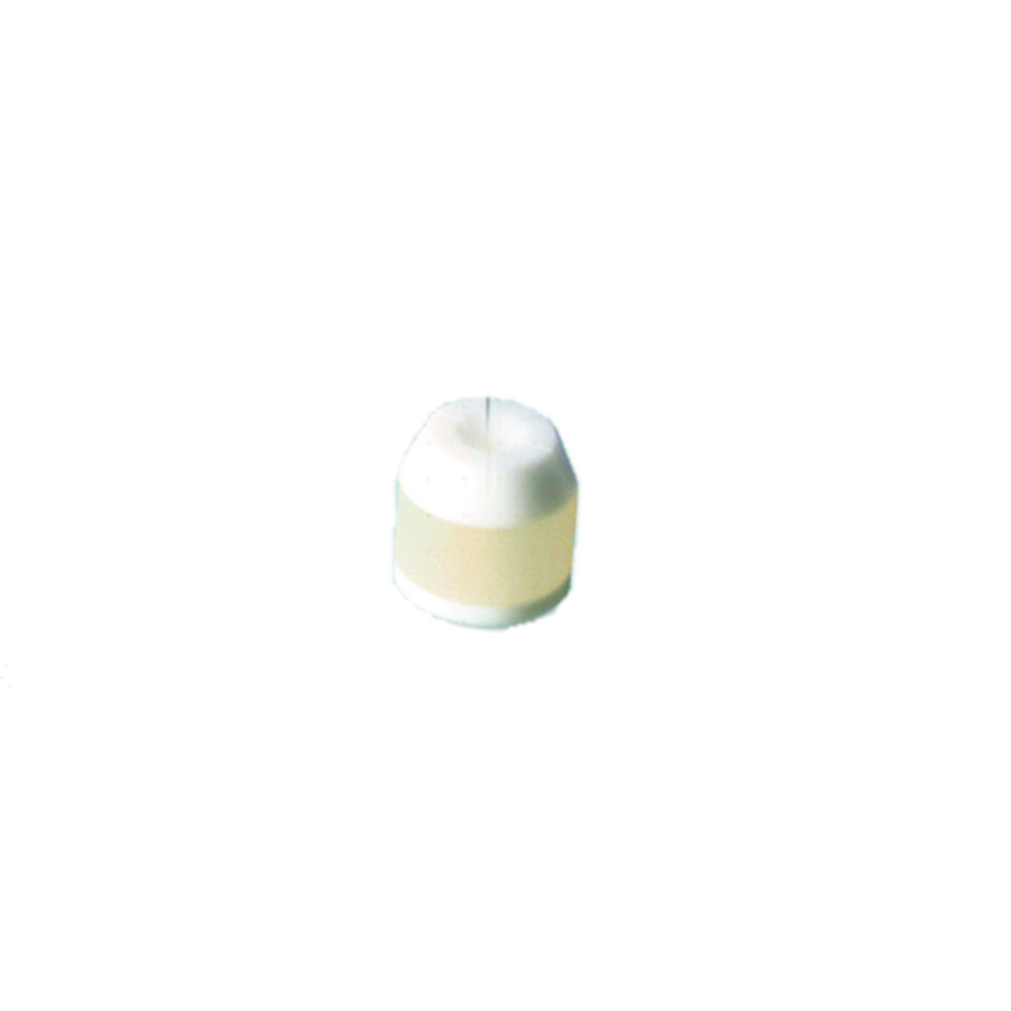 017250-3 インサート ねじ口びん広口4ポートキャップ用 3.2mm 柴田科学(SIBATA)