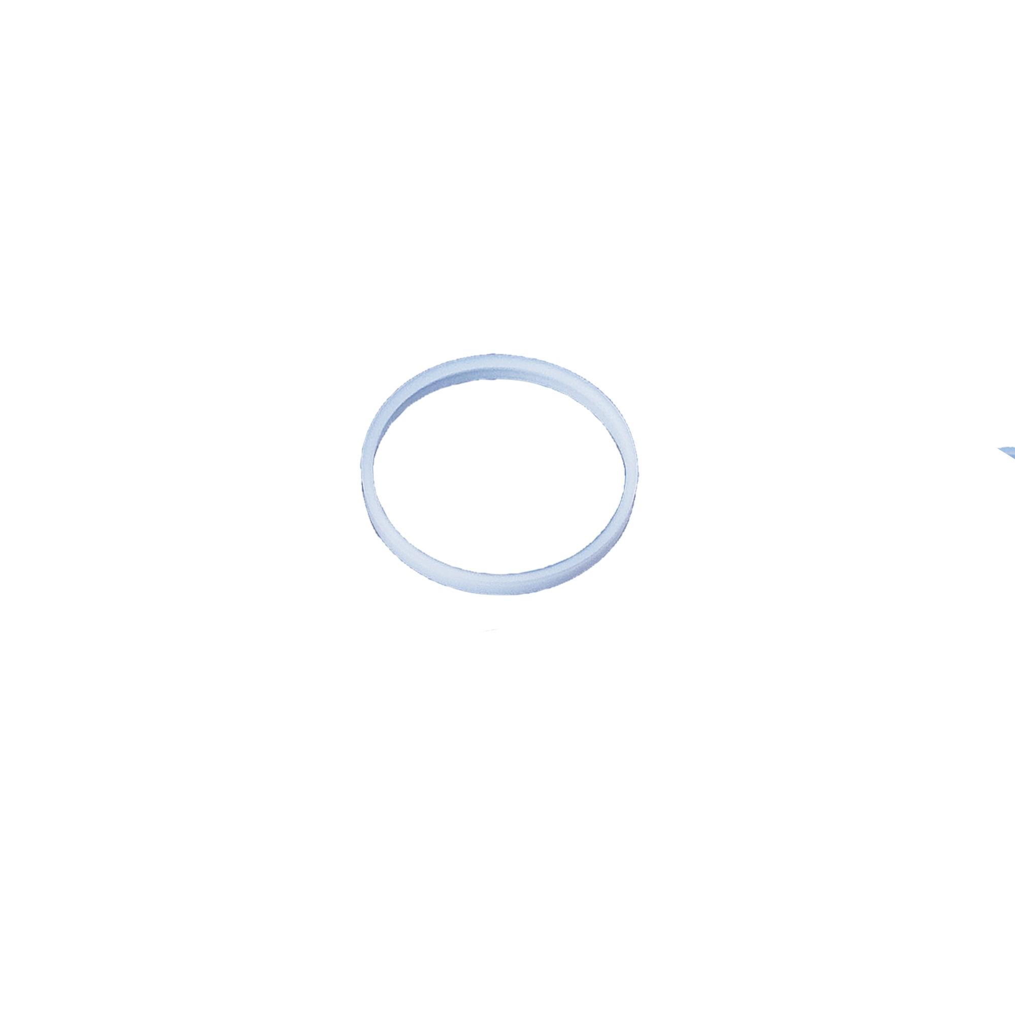 017250-806A ねじ口びん液切リング 白キャップ用 GLS-80(5個) 柴田科学(SIBATA)