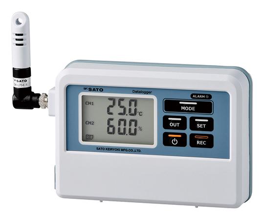 記憶計(R) 温湿度一体型 SK-L754